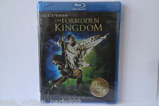 THE FORBIDDEN KINGDOM BLU RAY DISC BNEW SEALED