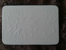 Sizzix Sizzlits FLOWER #18  Medium Die Cutter Fit Cuttlebug & Big Shot