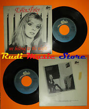 LP 45 7''ELLEN FOLEY We belong to the night Young lust 1979 italy EPIC*cd mc dvd