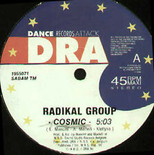 RADIKAL GROUP - Cosmic - Dance Records Attack - 1955071 - Bel
