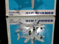 Schabak 1:600 Scale Diecast 937-3 Air France Embraer 120 New in Box