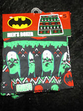 mens Briefly Stated Batman Holiday Christmas boxers underwear sm The Dark Knight