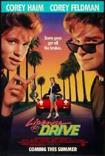 License To Drive Poster 24in x 36in