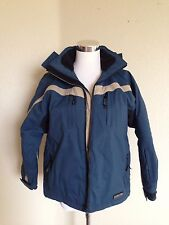 KILLTEC LEVEL 3 TECHNICAL OUTDOOR SNOWBOARD/SKI/WINTER JACKET BOYS M NEW