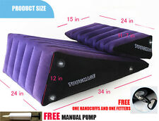 TOUGHAGE PF3203 Double Sex wedge Ramp Positioning Pillow Kit US USPS Priority