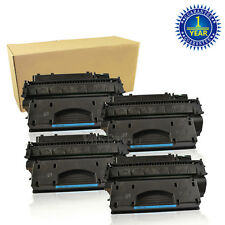 4x Black Toner Cartridge For Canon C120 CRG-120 D1170 D1350 D1370 D1380 MF6680
