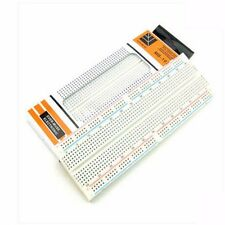 MB-102 MB102 Solderless Breadboard 830 Points PCB BreadBoard 165×55×10MM