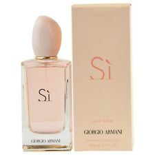 Armani Si by Giorgio Armani EDT Spray 3.4 oz