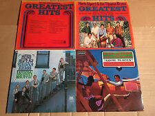 HERB ALPERT -  GOING PLACES / MEXICAN SHUFFLE / GREATEST HITS - 3 LP