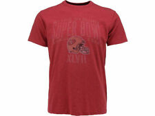 San Francisco 49ers NFL Super Bowl XLVII Single Team Helmet T-Shirt  $40  Size S