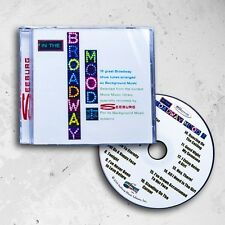 Seeburg Music Library - In The Broadway Mood CD - Seeburg 1000