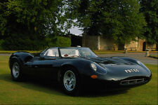 779028 1963 Jaguar XJ 13 Replica A4 Photo Print