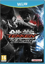 Tekken Tag Tournament 2 (Nintendo Wii U, 2012)CHEAP PRICE AND FREE POSTAGE