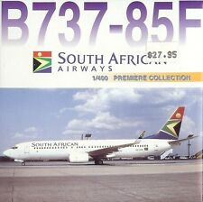 1/400 DRAGON WINGS; SOUTH AFRICAN AIRWAYS Boeing 737-85F