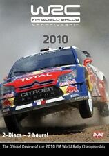 World Rally Championship - Official review 2010 (New 2 DVD set) WRC