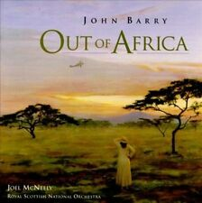 Out of Africa  Score  1997 by John Barry
