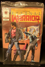 The Valiant ERA Collection & Eternal Warrior No. 1, 1993, MISB!  Book