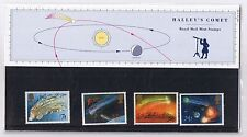 GB Presentation Pack 168 / 169 Halley's Comet 1986 10% OFF ANY 5+