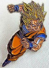 Super Saiyan Goku - Dragon Ball Z Soft Enamel Pin