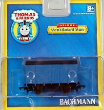 Bachmann HO Scale Train Thomas & Friends Rolling Stock Ventilated Van 77026