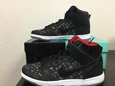 NEW NIKE DUNK HIGH PRM SB PAPARAZZI 313171 025 sz 10 DeadStock