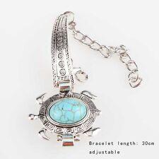 ¡En venta!Joyería de moda pulsera de Turquesa Pulsera / Bangles Ladies Solid