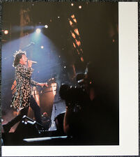 THE ROLLING STONES POSTER PAGE 1994 VOODOO LOUNGE TOUR CONCERT MICK JAGGER . Y89