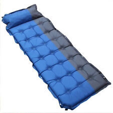 200*65*5cm Waterproof Self-Inflating Dampproof Sleeping Pad Tent Mat Picnic SY
