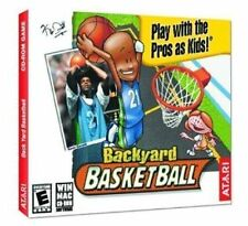 Backyard Basketball   Build a championship basketball team of your dreams  NEW