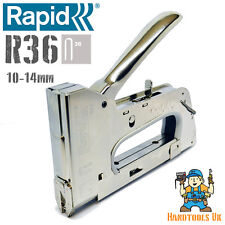 RAPID Heavy Duty R36 Cavo Tacker / Cucitrice / Staple Gun
