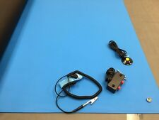 "2 LAYER RUBBER ANTI-STATIC ESD HI-TEMP GROUNDING MAT kit -W/Dual Bench-24""X36"""