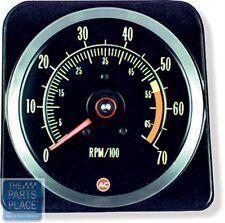 1969 Chevrolet Camaro SS Z-28 Dash Tachometer Tach 5500 RPM 7000