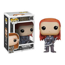 Funko Pop Game of Thrones HBO Ygritte #18 Retired / Vaulted RARE + FREE Ornament