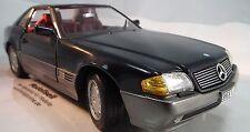 MERCEDES-BENZ 500sl CABRIO CON HARDTOP in scala 1:18 modello di auto di REVELL