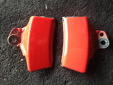 Toyota MR2 Roadster - Hardtop Blanking Plates - Red