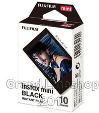 FUJIFILM FUJI INSTAX Instant FILM 1 PACK / BLACK FRAME 4 MINI 8 7S 50S SP-1 NEW