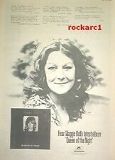 MAGGIE BELL Queen of The Night 1974 UK Poster size Press ADVERT 16x12""