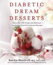 Diabetic Dream Desserts-ExLibrary