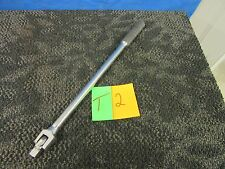 "KAL 1567 BREAKER BAR 1/2"" DRIVE SOCKET RATCHET FLEX HEAD 15"" LONG MILITARY USED"