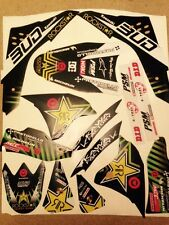 Kawasaki Kxf 450 09 - 11 Bud Racing Graphics