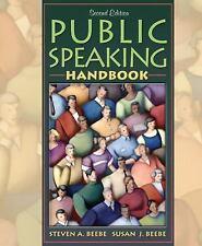 Public Speaking Handbook (2nd Edition)