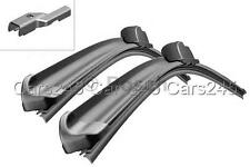 """TOYOTA BOSCH AeroTwin Front Wiper Blades PAIR 650/400mm 26"""" 16"""" A538S 2009-"""