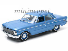 GREENLIGHT DDA001 ARTISAN 1965 FORD XP FALCON 50th ANNIVERSARY 1/18 BLUE