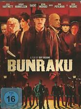 DVD - Bunraku - Limited Edition (Josh Hartnett, Woody Harrelson) / #1129