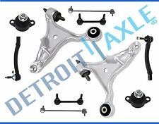 New 10pc Complete Front & Rear Suspension Kit for Volvo S60 V70 - FWD ONLY