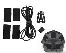 Tactical DIY Deck Set Black for Airsoft Paintball Military Ops-Core Fast Helmet