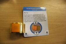 Heroclix Marvel Invincible Iron Man RING DISINTEGRATION BEAM 3D OBJECT LE #S101