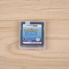 NEW Pokemon SoulSilver Version DS For Nintendo NDSL NSDI NDSLL game cartridge