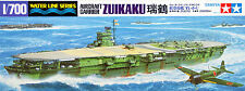 Tamiya 31214 IJN Japanese Aircraft Carrier ZUIKAKU 1/700 scale kit