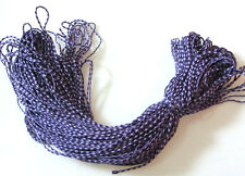 New 2mm Diameter 300Ft Parachute Cord Paracord Lanyard Survival purple and white